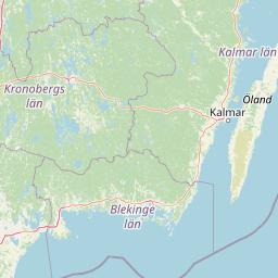 Mapa Europy Dania